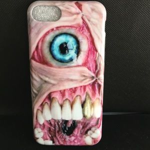Other - iPhone 6/7/8 Zombie Cell Phone Case Cover